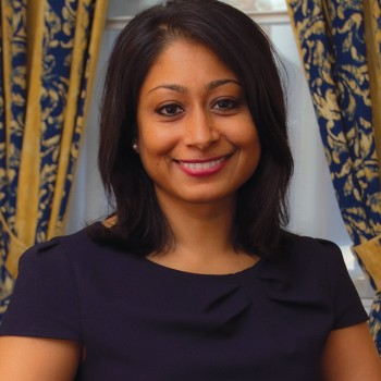 Dr Runa Ali - London's Leading Allergy Consultant